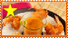 Fried Shrimp Stamp by Weapons-Expert-Cool
