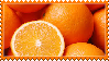 Oranges Stamp by Weapons-Expert-Cool