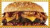 Burger Stamp by Weapons-Expert-Cool