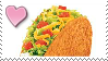 Taco Stamp by Weapons-Expert-Cool