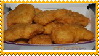 Chicken Nuggets Stamp by Weapons-Expert-Cool