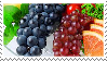 Grapes Stamp by Weapons-Expert-Cool