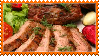 Grilled Beef Meat Stamp by Weapons-Expert-Cool