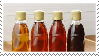 Maple Syrup Bottles Stamp by Weapons-Expert-Cool