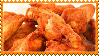 Chicken Wings Stamp by Weapons-Expert-Cool