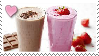 Milk Shakes Stamp by Weapons-Expert-Cool