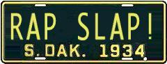 Rap Slap! L.P. by Weapons-Expert-Cool
