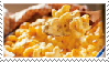 Macaroni With Cheese Stamp by Weapons-Expert-Cool