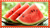 Watermelon Stamp by Weapons-Expert-Cool