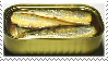 Canned Sardines Stamp by Weapons-Expert-Cool
