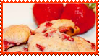 Strawberry Cookies Stamp by Weapons-Expert-Cool