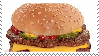 Burger Stamp II by Weapons-Expert-Cool