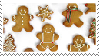 Gingerbreads Stamp by Weapons-Expert-Cool