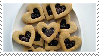 Heart Biscuits Stamp by Weapons-Expert-Cool