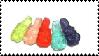 Gummy Bunnies Stamp