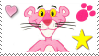 Pink Panther Stamp by Weapons-Expert-Cool