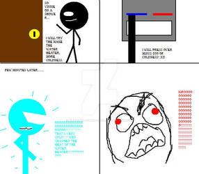 Vinnie And Kiro Comic: The Annoying XCIII