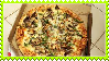 Steak Pizza Stamp by Weapons-Expert-Cool