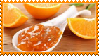 Orange Jam Stamp by Weapons-Expert-Cool