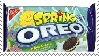 Spring Oreo Stamp by Weapons-Expert-Cool