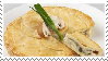 Chicken Pie Stamp by Weapons-Expert-Cool