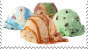 Ice Cream Scoops Stamp by Weapons-Expert-Cool