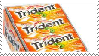 Trident Tropical Twist Stamp by Weapons-Expert-Cool