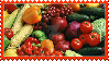 Fruits And Vegetables Stamp by Weapons-Expert-Cool