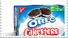 Oreo Cakesters Stamp by Weapons-Expert-Cool
