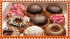 Donuts Stamp by Weapons-Expert-Cool