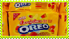Candy Corn Oreo Stamp by Weapons-Expert-Cool