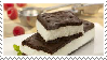 Ice Cream Sandwich Stamp by Weapons-Expert-Cool