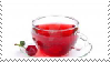 Cherry Tea Stamp by Weapons-Expert-Cool