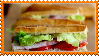 Sandwiches Stamp II by Weapons-Expert-Cool