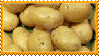 Potatoes Stamp by Weapons-Expert-Cool