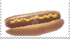Hot Dog Stamp by Weapons-Expert-Cool