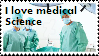 I Love Medical Science Stamp (Request) by Weapons-Expert-Cool