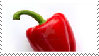 Red Paprika Stamp by Weapons-Expert-Cool