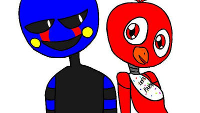 Red Amber and Security Puppet