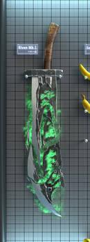 Riven sword Mk.1