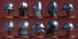 Medieval - Fantasy Helmets