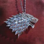 House Stark Medalion