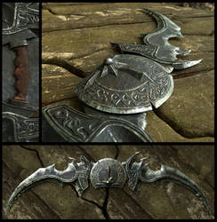 Illidan Stormrage Twin Blades