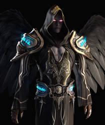 WIP Dark Angel