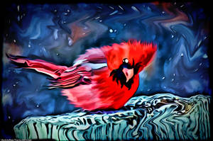 Digital Painting: Cardinal Rule