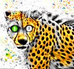 Digital Painting: Deadeye's Last Hope.