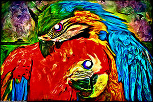 Digital Painting: Where Our Wings Take Us
