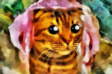 Forever Fiendishly Feline