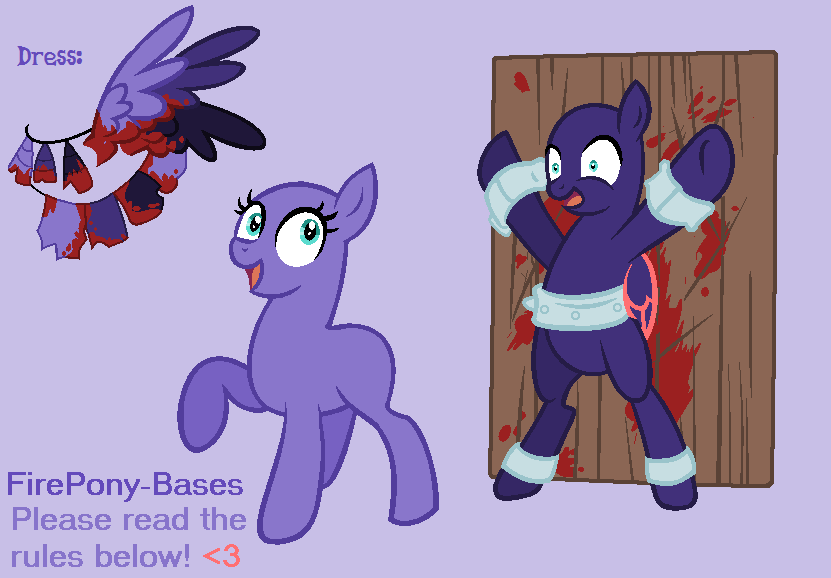 MLP BASE #28 by UkuleleMoon on DeviantArt