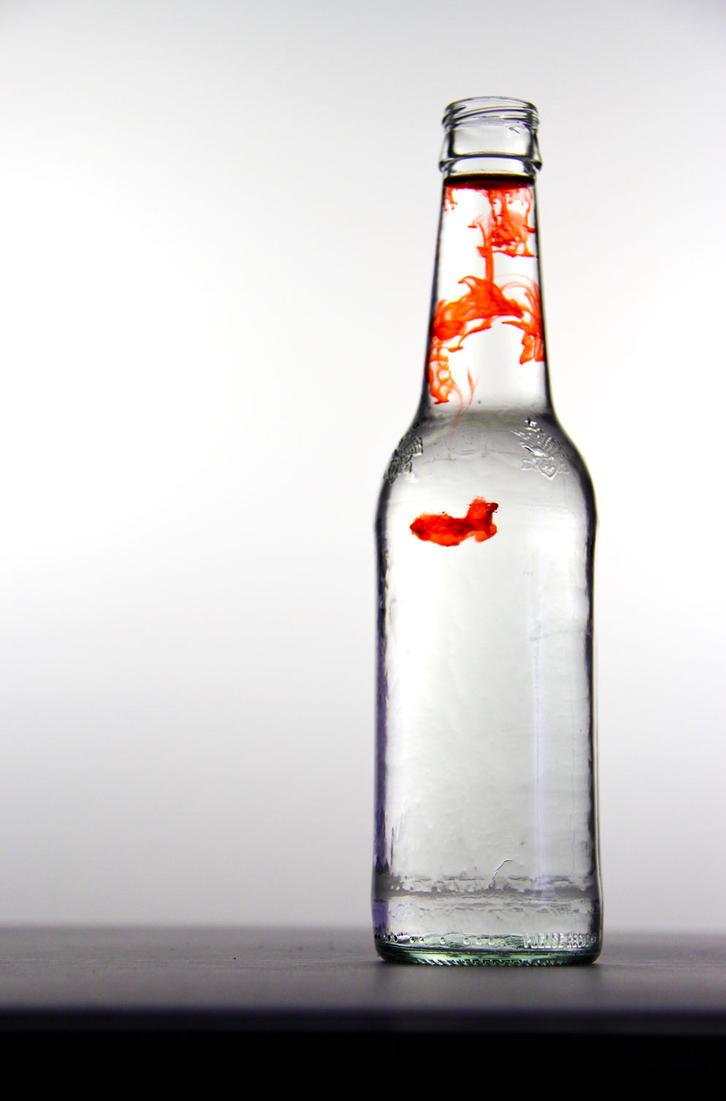 Goldfish by Konchiroichi